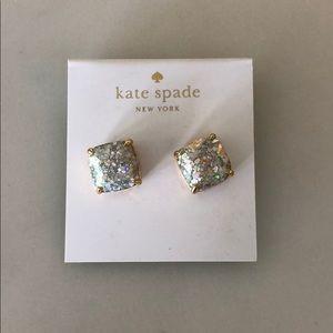 Kate Spade stud earrings BRAND NEW